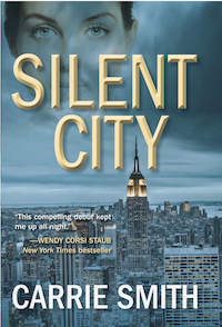 Silent City Cover