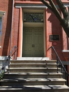 Hopper's home and studio, 3 Washington Square North