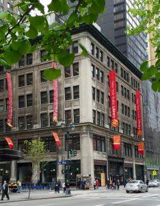 Mid-Manhattan Library, Scene of the June 14th MWA-NY Sherlock Holmes Panel