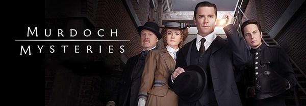 Murdoch Mysteries Header